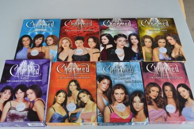COMPLETE SERIES COLLECTIBLE DVD'S
