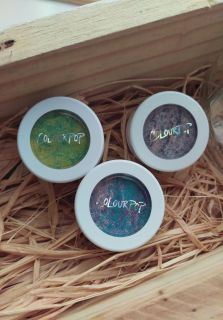 Colour pop shadow lot of 3 (all new)