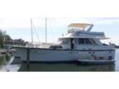 1984 Hatteras Motoryacht
