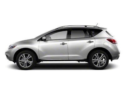 2013 Nissan Murano SL (Brilliant Silver)