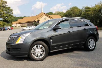 2010 Cadillac SRX Luxury Collection (Silver)