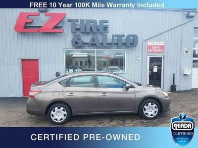 Certified Pre-Owned 2015 Nissan Sentra for sale