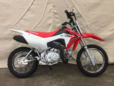2018 Honda CRF110F Competition/Off Road Motorcycles Aurora, IL