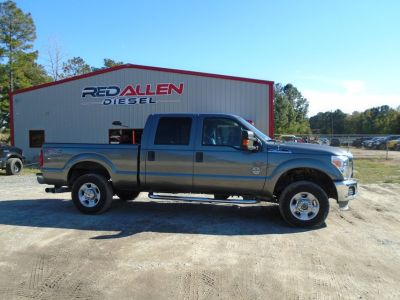 2012 Ford F-250 Super Duty Diesel