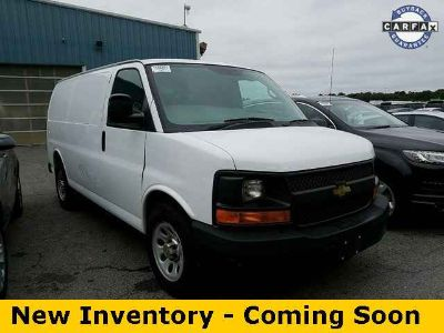 2014 Chevrolet Express 1500 Work Van Cargo