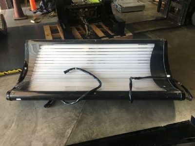 2002 SunDash Ergoline 240GS Tanning Bed RTR# 8083102-04