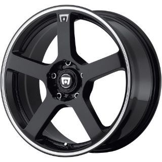 Buy MR11688031345 18x8 5x100 5x4.5 (5x114.3) Wheels Rims Black +45 Offset Alloy motorcycle in Saint Charles, Illinois, United States, for US $799.92