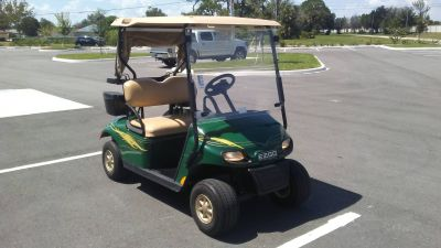 2016 E-Z-Go TXT Electric Golf Golf Carts Lakeland, FL