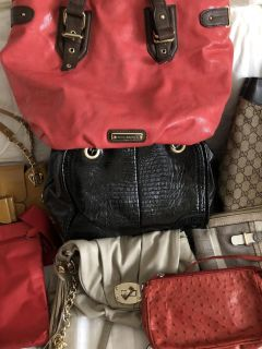 8 had bags Good condition