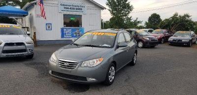 2010 Hyundai Elantra GLS (Grey)