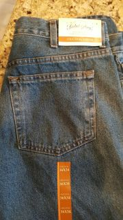 Mens faded glory jeans 36X 34