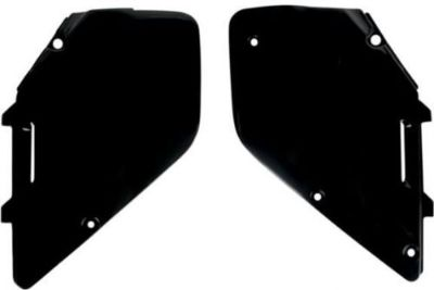 Buy UFO Plastics Replacement Plastic Side Panels Black (SU02959001) motorcycle in Holland, Michigan, United States, for US $51.04