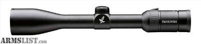 For Sale: Swarovski Z3 3-10x42 BRH Riflescope Black 59016