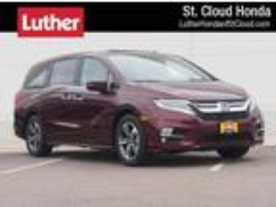 new 2019 Honda Odyssey for sale.