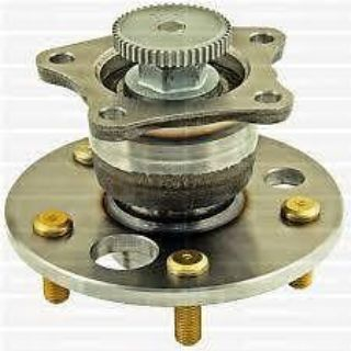 Find NEW HUB/BEARING ASSY REAR L OR R 92-01 CAMRY 99-03 SOLARA 1 YEAR WARRANTY 58450C motorcycle in Catoosa, Oklahoma, US, for US $63.24
