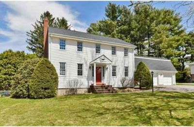 287 Needham St Dedham Four BR, Welcome home! This center