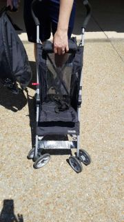 Kolcraft stroller with removable canopy. Like new