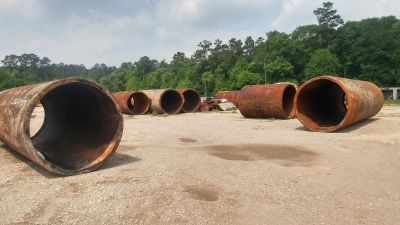 large steel culverts
