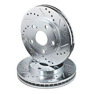 Sell Power Stop AR8241XPR Cross-Drilled and Slotted Brake Rotors Rear motorcycle in Delaware, Ohio, United States, for US $94.99