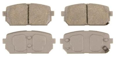 Find WAGNER PD1296 Disc Brake Pad- ThermoQuiet, Rear motorcycle in Southlake, Texas, US, for US $41.25