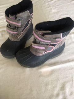 Totes snow boots - size 10