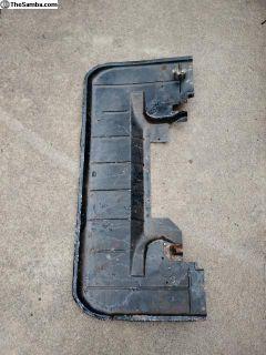 912 rear engine tin shroud