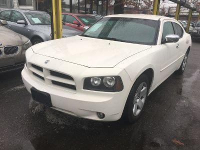 2008 Dodge Charger Base (Stone White)