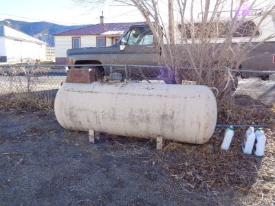 Propane Tank 250 Gallon