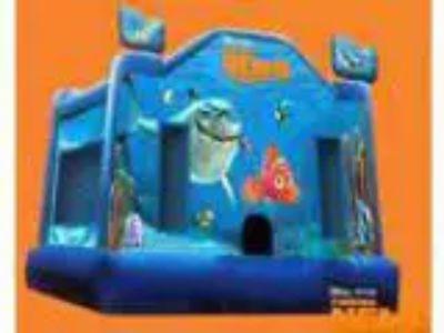 Cincinnati Ohio Finding Nemo Bounce House For Rent for Rent