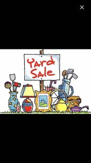 EVERYTHING WILL BE GOING TO YARD SALE