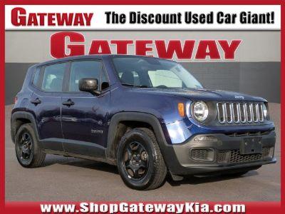 2016 Jeep Renegade Sport (Jetset Blue)