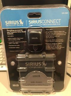Buy Sirius Connect SIR-PAN1 Panasonic Compatible Satellite SIRPAN1 Tuner w/ Antenna motorcycle in Westport, Connecticut, United States, for US $25.20