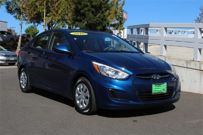 2016 Hyundai Accent GLS (Pearl)