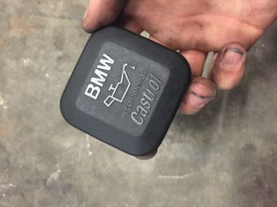 Buy OEM BMW E30 E34 E36 E46 Engine Oil Filler Cap #2 motorcycle in Safety Harbor, Florida, United States, for US $5.99