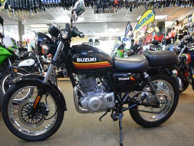 2018 Suzuki TU250X Sport Motorcycles Clearwater, FL