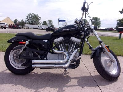 2004 Harley-Davidson Sportster XL 1200 Roadster Sport Motorcycles Houston, OH