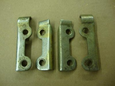 Sell Antique Car Windshield Clamps motorcycle in Iola, Kansas, US, for US $30.00