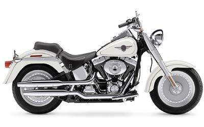 2004 Harley-Davidson FLSTF/FLSTFI Fat Boy Cruiser Motorcycles Greensburg, PA