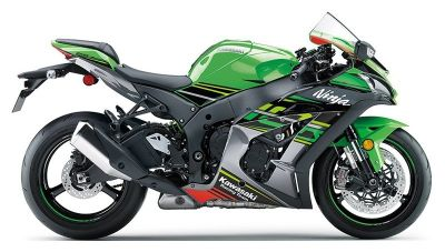 2019 Kawasaki Ninja ZX-10R KRT Edition Supersport White Plains, NY