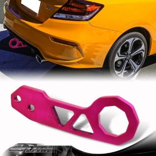 "Purchase 2"" JDM Anodized CNC Billet Aluminum PURPLE Rear Bumper Racing Tow Hook For Acura motorcycle in Rowland Heights, California, United States"