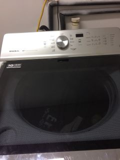 Bravos XL Washing Machine