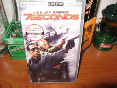 7 Seconds [UMD VIDEO for PSP] (2005)/NEW