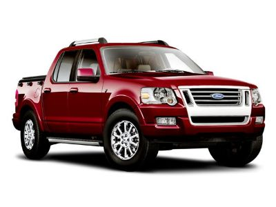 2008 Ford Explorer Sport Trac Limited (Not Given)
