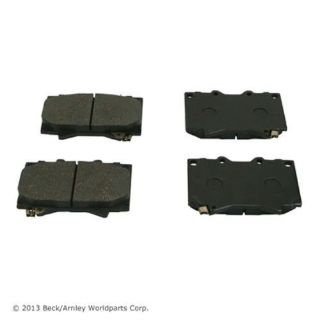 Sell Disc Brake Pad Front BECK/ARNLEY 089-1570 motorcycle in San Bernardino, California, United States, for US $63.55