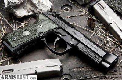 For Sale: *NEW* Beretta/WilsonCombat 92G Brigadier Tactical
