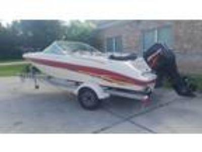 2003 Sea Ray 182 SRX Bow Rider