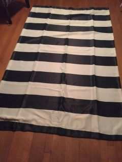 Looks Brand New - Striped Curtains & Sheer Curtains