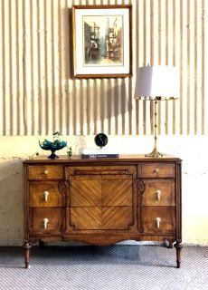 Antique French Provincial Dresser By Stewartstown