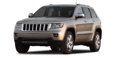 Wow! A 2011 Jeep Grand Cherokee with 96,827 Miles