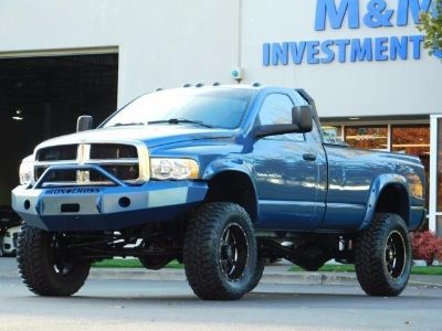 2004 Dodge Ram 2500 4X4 Long Bed / 5.9 L H.O DIESEL / 6-SPEED / LIFTED